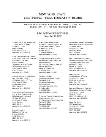 New York Self Study Continuing Legal Education CD-ROM ...