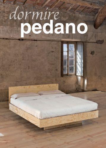 "Catalogo ""dormire Pedano"" 2014"