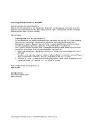 Intensivtagebuch Newsletter 24 - nydahl.de