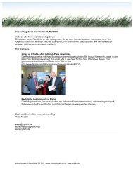 Intensivtagebuch Newsletter 20 - nydahl.de