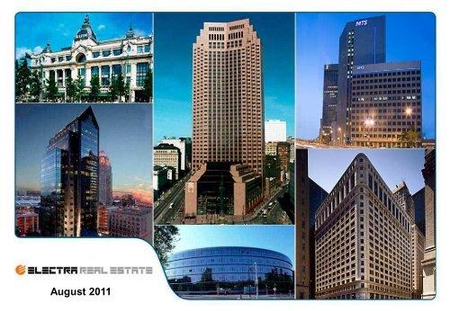 Annual Report - Electra Real Estate Ltd.