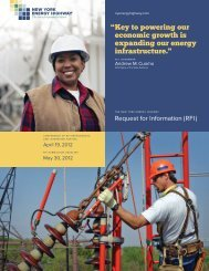 Energy Highway RFI Brochure 2012