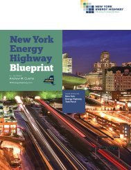New York Energy Highway Blueprint