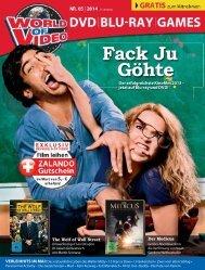 World of Video Kundenmagazin 2014/05