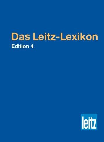 Das Leitz-Lexikon