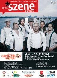 Neue Szene Augsburg 2014-05