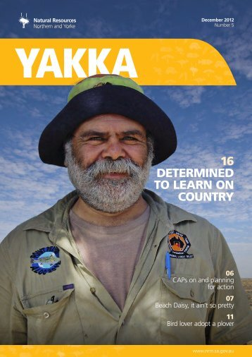 Yakka, 2012 - Northern and Yorke Natural Resources Management ...