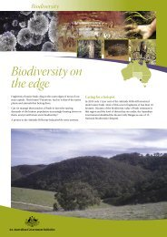 Biodiversity on the edge - Northern and Yorke Natural Resources ...