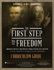 24-page CURRICULUM GUIDE - New York Public Library