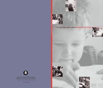 2002 Annual Report - New York Public Library