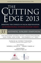 120201 Cutting Edge 2013 Winter.indd - New York Plastic Surgery ...