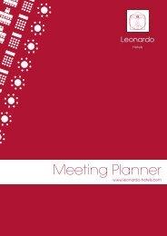 Meeting Planner - EIBTM