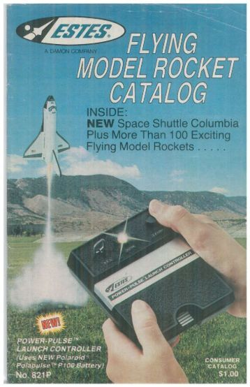 Download 1982 Catalog - Estes Rockets