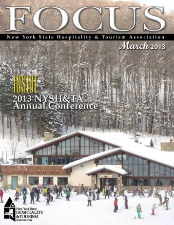 FOCUS Winter 2013 | 1 - New York State Hospitality & Tourism ...