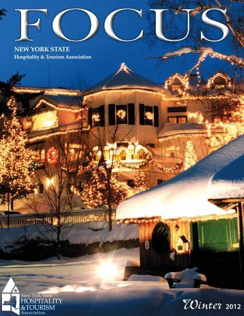 Winter 2012 - New York State Hospitality & Tourism Association