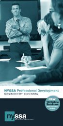 Download Catalog - New York Society of Security Analysts