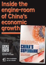 Inside the engine-room of China's economic growth Inside the ...