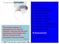 10.Assessment - The New Zealand Educational Institute
