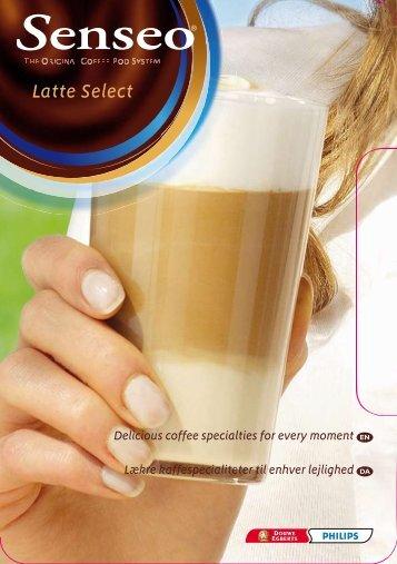 Latte Select - Philips