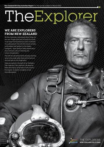 NZO10836 Quarterly Report 5 - New Zealand Oil & Gas