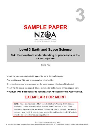 ncea level 3 history essay exemplars History - annotated exemplars show: history homepage an annotated exemplar is an extract of student evidence level 3 as91434 - research.