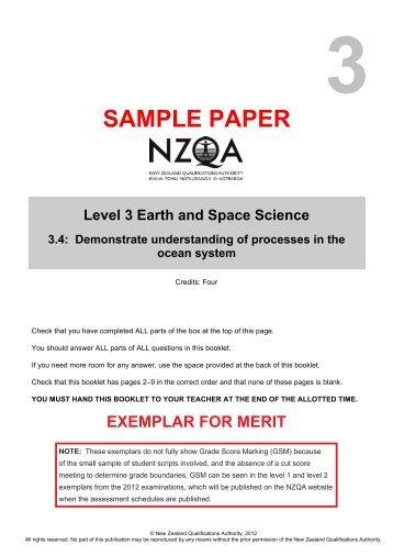 ncea level 1 essay exemplars