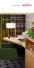 Willkommen in Nürnberg der Schweiz. - Mövenpick Hotels & Resorts