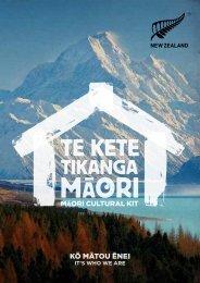 TE KETE - New Zealand Trade and Enterprise