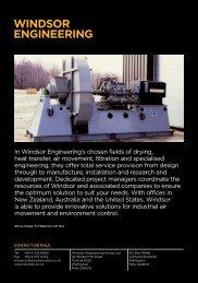 WINDsOR ENGINEERING