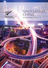 Navigating China Guide (2012) - New Zealand Trade and Enterprise