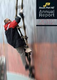 Annual Report Annual Report - NZX