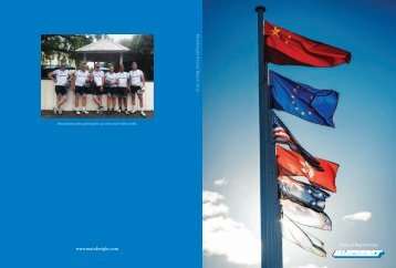 Annual Report 2013 - Mainfreight