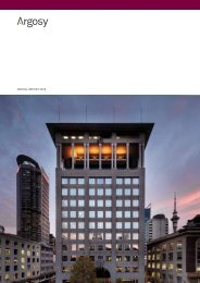 Annual Report 2013 [pdf 1.86MB] - Argosy Property Limited