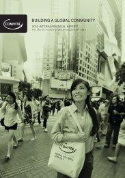 Download Interim Report - Comvita