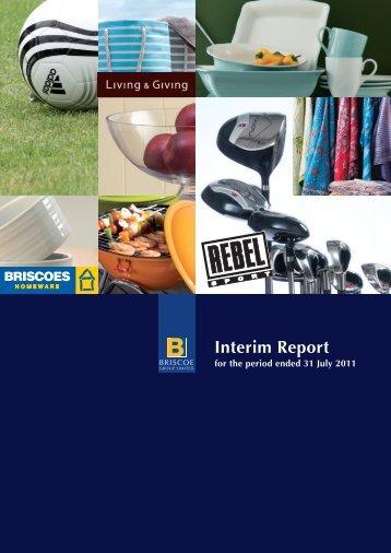 Interim Report - NZX