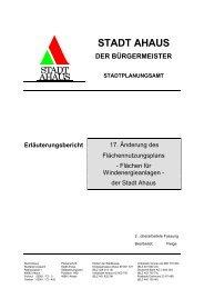 STADT AHAUS - O-sp.de