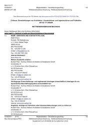 D-Ahaus: Dienstleistungen von Architektur-, Konstruktions ... - O-sp.de