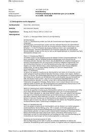 Kreis Warendorf Bauamt Immissionsschutz 02-02-2009 - O-sp.de