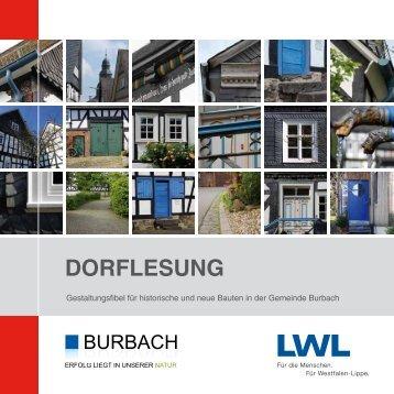 Baufibel für die Gemeinde Burbach - O-sp.de