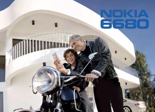 PDF Nokia 6680 User Guide - Cellhire