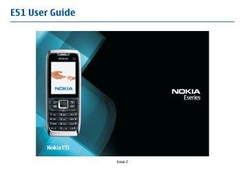 E51 User Guide - O2