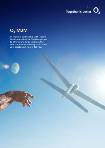 Read more about M2M solutions (PDF)