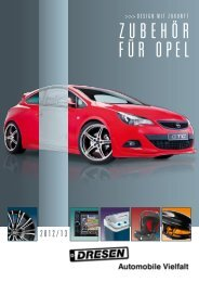 Opel Katalog - Dresen Gruppe