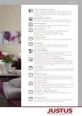 Justus Katalog - Moebelplus GmbH - Seite 5