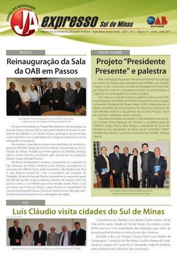 Sul de Minas - Ordem dos Advogados do Brasil