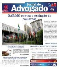 Jornal do - OAB/MG
