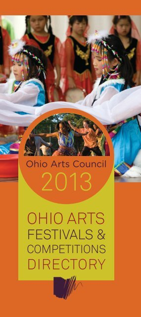 Download a PDF of the full directory here - Ohio Arts Council