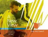 2011-2013 Strategic Plan Executive Summary ... - Ohio Arts Council