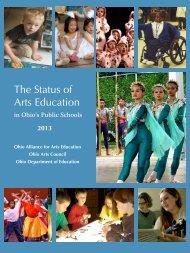The Status of Arts Education in Ohio's Public ... - Ohio Arts Council