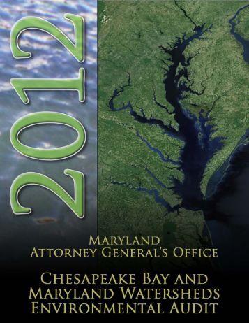 2012 - Maryland Attorney General